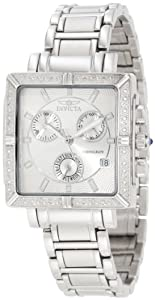 "Invicta Women's 5377 ""Angel"" Diamond-Accented Stainless Steel Watch"