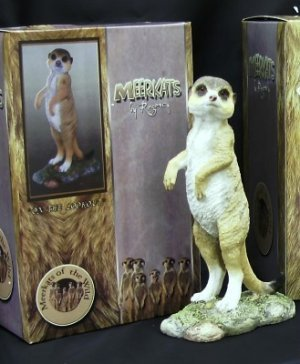 Meerkat - 'On the look out' by regency