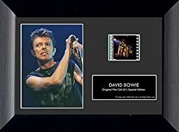 David Bowie (S1) Minicell Film Cell - Special Edition
