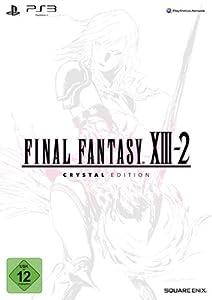 Final Fantasy XIII-2 - Crystal Edition (exklusiv bei Amazon.de)