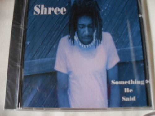 Shree-Something He Said-CD-FLAC-1994-FORSAKEN Download