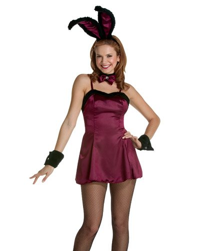 Cocktail Hunny Burgundy Adult Costume