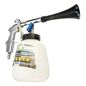 MATCC 5L Black Tornador Car cleaning gun Air Opearted Car Wash Equipment Tornado gun