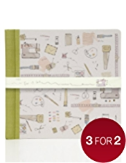 Scrapbook - Pen & Ink Stationery Range