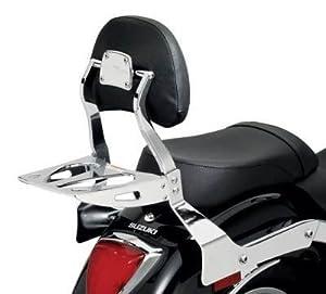05-09 SUZUKI VL800B: Suzuki Genuine Accessories Billet Rear Rack
