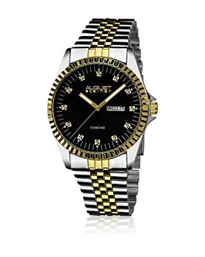 August Steiner Reloj de cuarzo AS8047TTGB Plateado / Rosado 40 mm