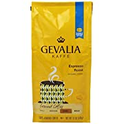 Gevalia Roast and Ground Coffee Espresso 12 Oz