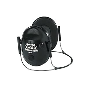 Pro Ears Pro Tac 200 NRR 19 Black Electronic Hearing Protection Headset, Behind... by Pro Ears