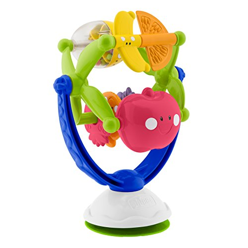 Chicco Musical Fruit Highchair Toy - 1