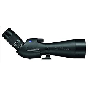 Zeiss Diascope 85TFL, 85mm Angled Spotting Scope without Eyepiece, Black by Zeiss
