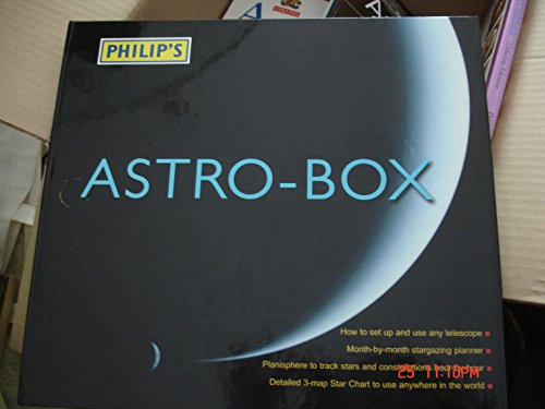 "Philip's Astronomy Pack (Northern Hemisphere): ""Philip's Star Finder"", ""Philip's Stargazing with a Telescope"", ""Philip's Star Chart"", ""Philip's 51.5 North Planisphere"""