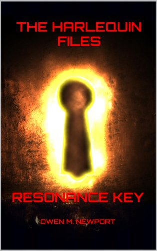 Book: THE HARLEQUIN FILES RESONANCE KEY by Owen Newport