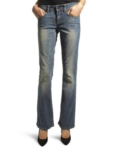 Firetrap Rema Soup Boot Cut Women's Jeans Soupwash 30W x 34L