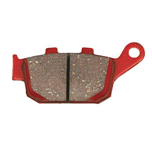 デイトナ(DAYTONA) ブレーキパッド 赤パッド リア:NC700S/CBR400RR/ホーネット250 など 79784