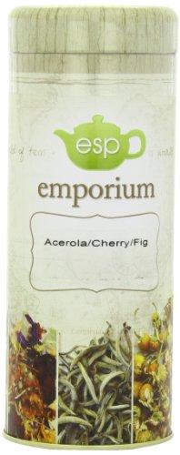 Esp Emporium Black Tea Blend, Acerola/Cherry/Fig, 3.53 Ounce