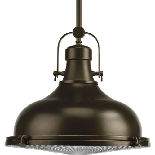 B004K5CM98 Progress Lighting P5197-108 1-100-Watt Med Pendant