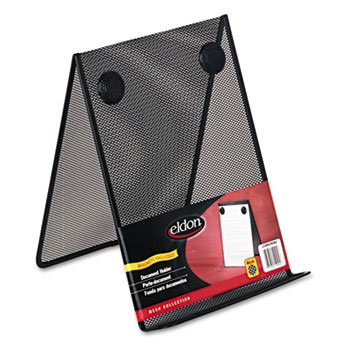 nestable-wire-mesh-freestanding-desktop-copyholder-stainless-steel-black-by-rolodex