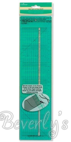 Clover Bias Tape Cutting Ruler
