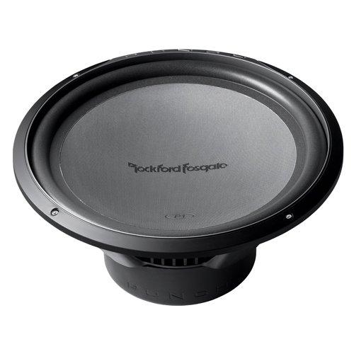 Rockford Fosgate Punch P1 P1S815 15-Inch 400 Watt Subwoofer - 8 Ohm
