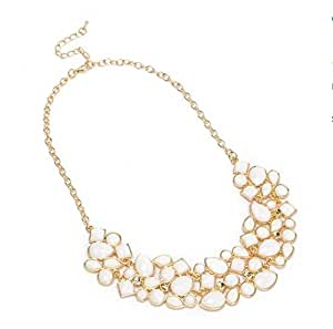 Fashion gold tone chain style jewelry for Best selling jewelry on amazon