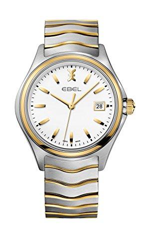 Ebel Ebel Wave-Reloj de pulsera analógico de cuarzo 1216203