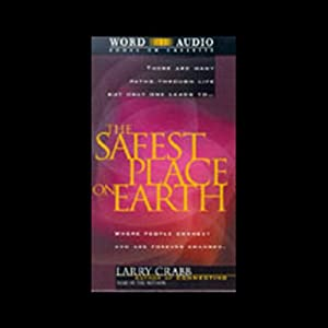 The Safest Place on Earth Audiobook