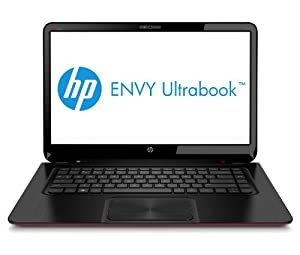HP Envy 4-1030us 14-Inch Ultrabook (Black)
