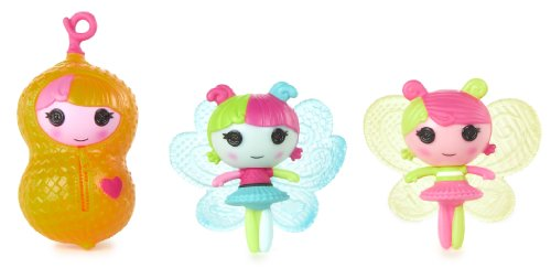 Lalaloopsy Mini Lala Oopsie Littles Doll, 3-Pack (Style 2) - 1