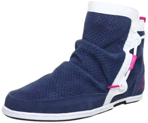 Kappa KRUSH Trainers Women multi-coloured Mehrfarbig (6022 BLUE/PINK 6022 BLUE/PINK) Size: 7 (41 EU)