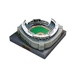 MLB 4750 Limited Edition Gold Series Stadium Replica of New Yankee Stadium New York... by Sports Collector