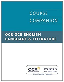 ocr english literature as coursework