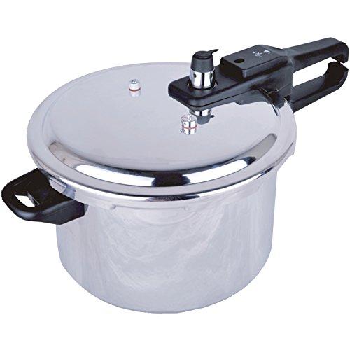 Brentwood BPC-110 Aluminum Pressure Cooker, 7-Liter