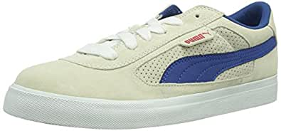 Puma Puma S Evolution, Herren Sneakers, Weiß (white-limoges 09), 39 EU (6 Herren UK)