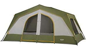 Buy Wenzel Vacation Lodge 13x9-Feet Seven-Person Medium Cabin Tent by Wenzel