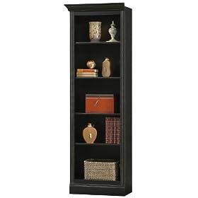 Howard Miller 920-014 Ty Pennington Oxford Bookcase Left Return by