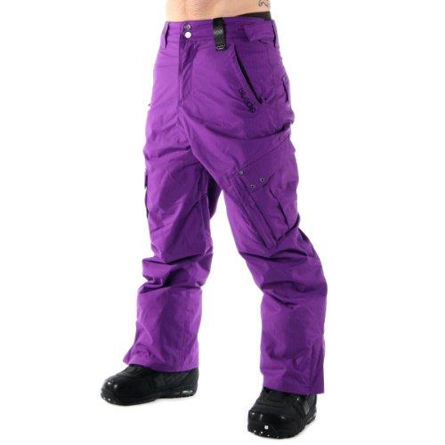 Pantaloni da snowboard Uomo Billabong Escape Pant, Uomo, nero, M
