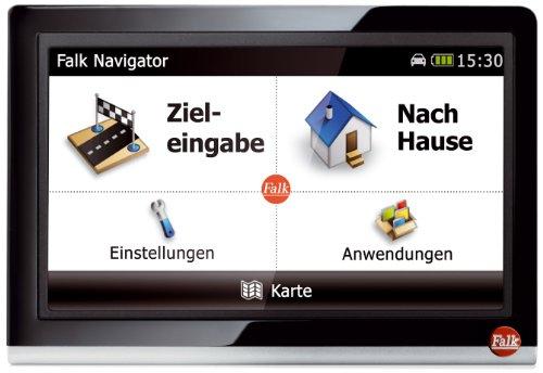 Falk PUR 550 2nd Edition Navigationsgerät (12,7