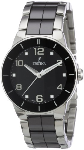 Festina-Damen-Armbanduhr-Analog-Quarz-Keramik-F16531-2