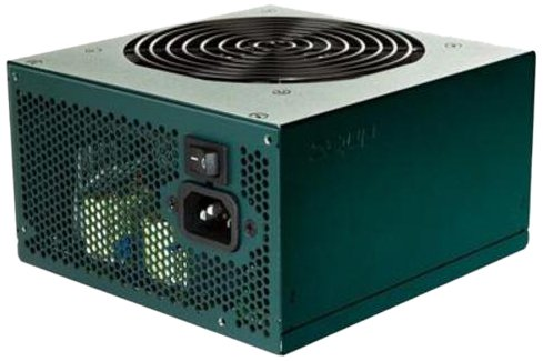Antec EarthWatts Green Series EA-650 650W Power Supply Unit