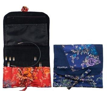 Hiya Hiya Interchangeable Knitting Needle Set 4 Inch Tips US Large Sizes 9-15