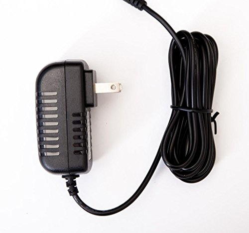 OMNIHIL 12V AC Adapter Power Supply 4 Yamaha PSR-GX76 keyboard Extra Long 8 Foot Cord