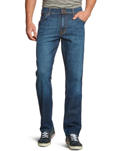Wrangler - Texas Stretch, Jeans Uomo, blu (night Break), W44/L34 ( W44/L34)