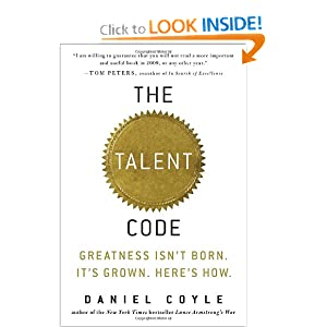 The Talent Code - Daniel Coyle
