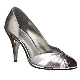 Product Image Women's Mossimo® Idella D'Orsay Pumps - Silver