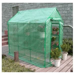 5×7 Portable Greenhouse with Shelves
