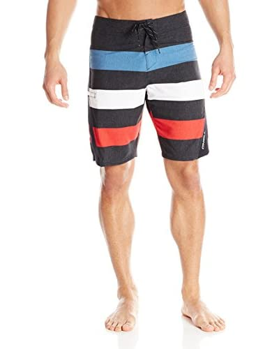 O'Neill Men's Superfreak Scallop Boardshort