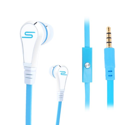 May Day Hot Sale Soul Universal 3.5Mm Plug Earphone Noise Cancelling In-Ear Earpiece Headphone For Samsung Iphone With Micro