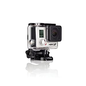 GoPro HERO3+ BLACK Edition - Camcorder - (12MP, WiFi)
