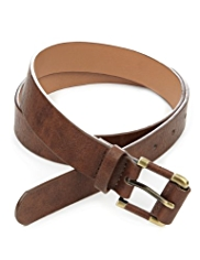 M&S Collection Square Buckle Belt