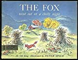 The Fox Went Out On A Chilly Night (0385079907) by Spier, Peter